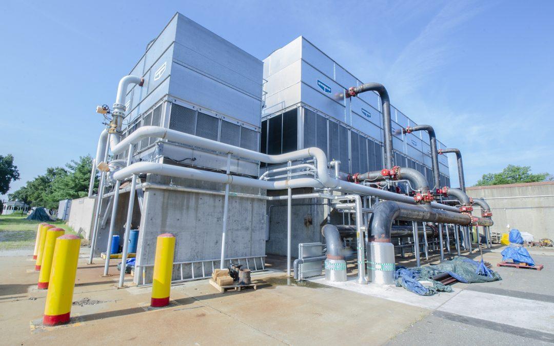 VAMC Chiller Plant