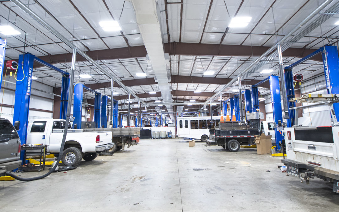 Malloy Ford Dealership